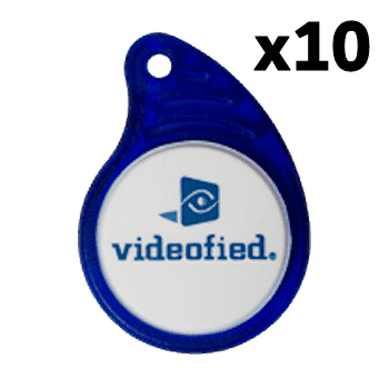 VT100-10 - Videofied Wireless Proximity Tags (10-Pack)