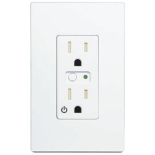 WO15EMZ5-1 - 2GIG GoControl Smart EM Wall Outlet
