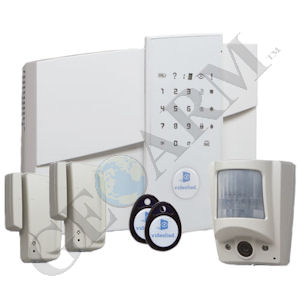 XL601 - Videofied XL Cellular Wireless Video Security System