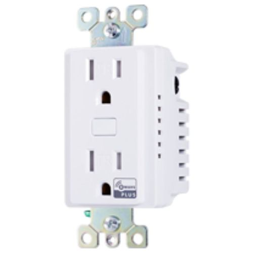 Z5OUTLET - Honeywell 15A Duplex Receptacle In-Wall Z-Wave Plus Outlet