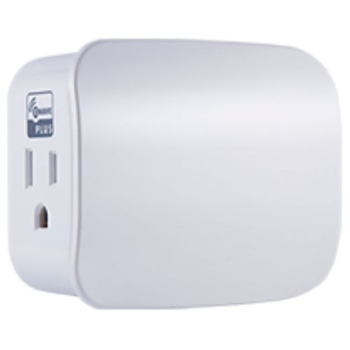 Z5SWPID - Honeywell 15A Plug-In Z-Wave Plus Switch/Dual-Outlet