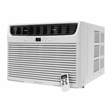 Frigidaire FFRA2822U2 28,000 BTU Heavy Duty Window Air Conditioner, 230 Volt, EER Rating of 9.0, Temperature Sensing Remote Control and Electronic Controls