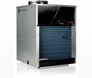 Vertical PTAC Units with Electric Heat