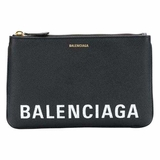 Balenciaga Medium Ville Pouch - Black