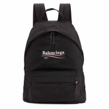 Balenciaga Political Campaign Explorer Backpack - Black