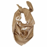 Burberry Square Silk Shawl - Beige
