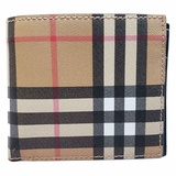 Burberry Tartan Check Bi-Fold Wallet - Multicolor