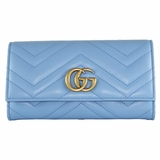 Gucci Long Wellet - Blue