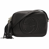 Gucci Soho Disco Crossbody Small - Black