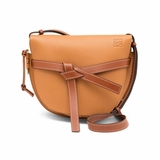 Loewe Gate Bag - Brown