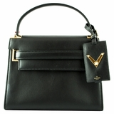 Valentino My Rockstud Single Top Handle Handbag - Black