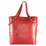 Valentino Rockstud Tote - Red