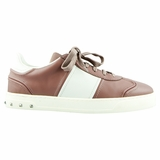 Valentino Leather Sneaker - Light Pink