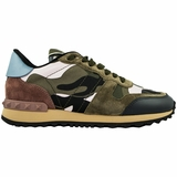Valentino Camouflage Women's Sneakers NW2S0B51 D76