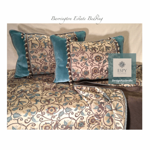 3 pc. Bedding Ensemble Barrington <br>Estate