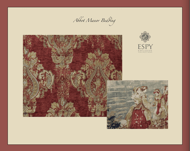 Abbot Manor Drapery and Bedding Collection