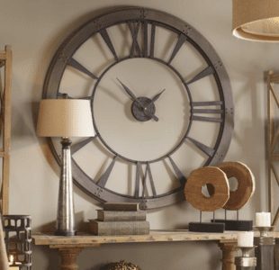 Additional Photo Goliath Wall Clock