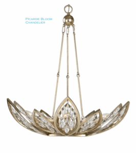 Additional photo Picardie Bloom Chandelier