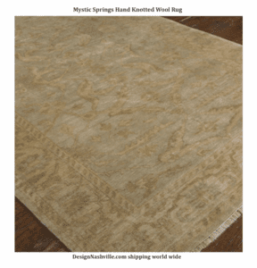 Additional pic 2 Mystic Springs Wool Rug