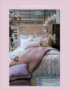 Alessandria Bedding and Drapery Collection