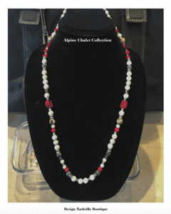 Alpine Chalet Hand Crafted Jewelry