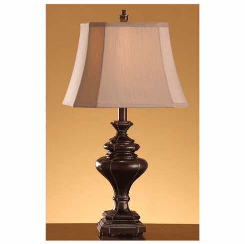 American Classic Bronze Lamps Set of 2