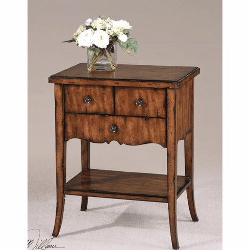 American Home Drawer Table