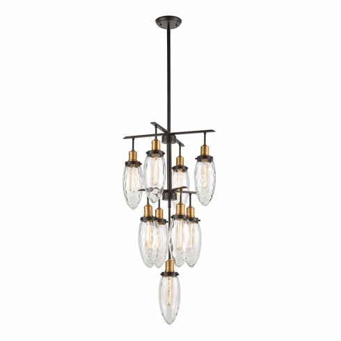 Andersen 9 light Chandelier
