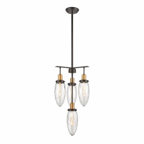 Anderson 4 light Chandelier
