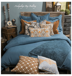 Archipelago Bay Bedding and Drapery Collection
