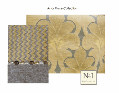 Astor Place Bedding and Furnishings Collection