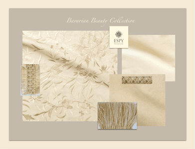 Bavarian Beauty Bedding and Drapery Collection