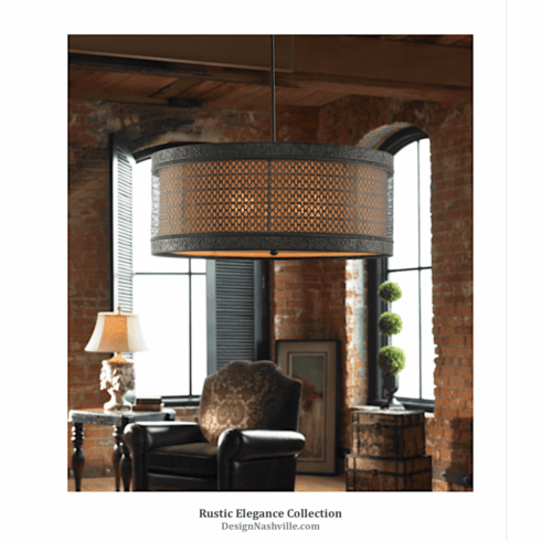 Bayou Pendant Light
