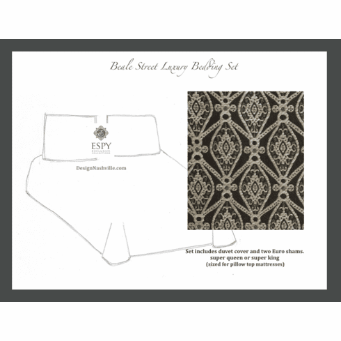 Beale Street Luxury Bedding Set
