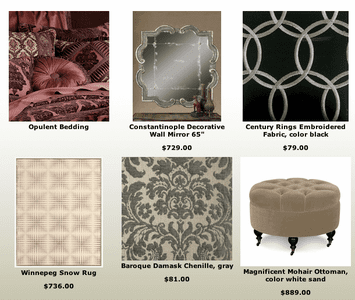 Beautiful and Classic Home Furnishings