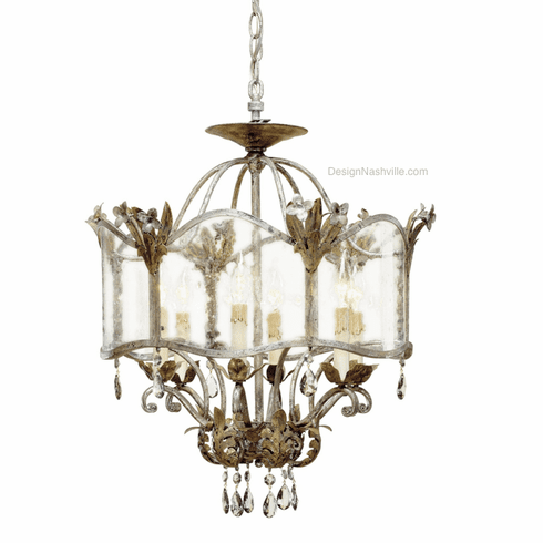Beauvoir Chandelier / Flush Mount <br>Ceiling Light