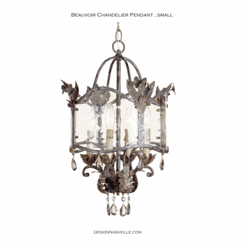 Beauvoir Chandelier/ Pendant, small