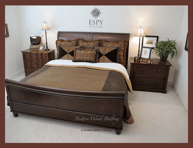 Masculine and Lodge custom bedding