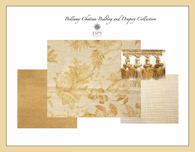 Bellamy Chateau Bedding and Drapery Collection