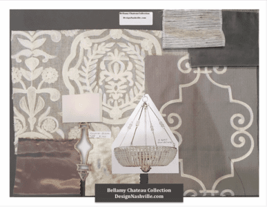 Bellamy Chateau Sterling Collection