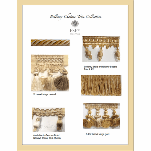 Bellamy Trim Collection
