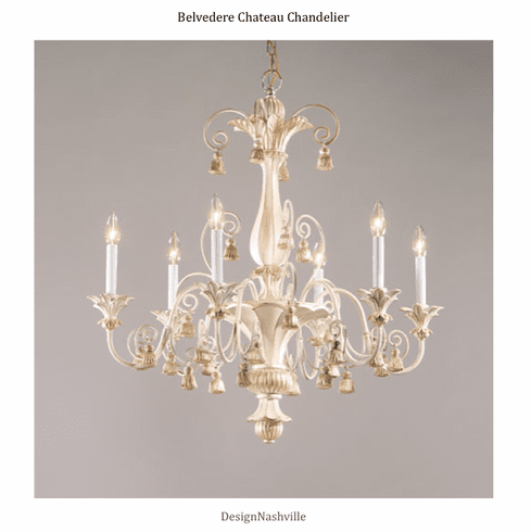 Belvedere Chateau Chandelier