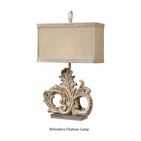 Belvedere Chateau Lamp