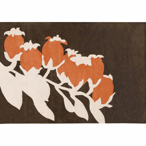 Blooming Branch Rug
