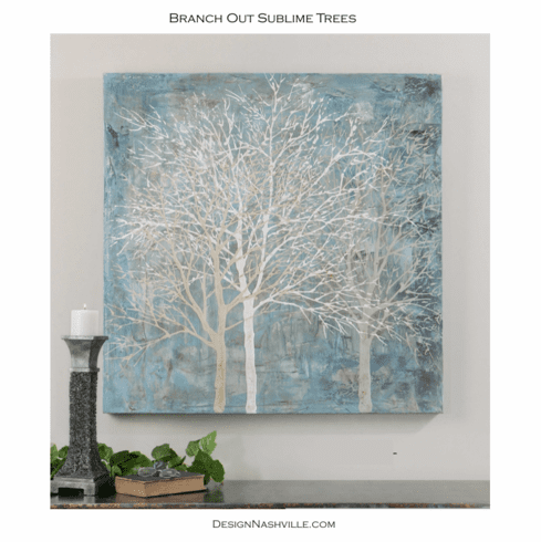 Branch Out Sublime Trees Canvas <br>Painting
