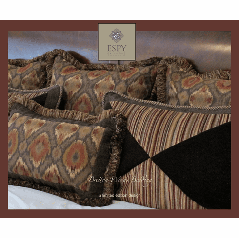 Bretton Woods Bedding Ensemble: Lodge Luxury