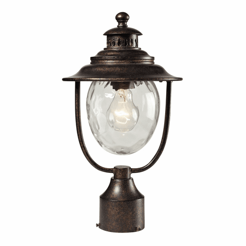 Brewster Farms Post Mount Outdoor Light