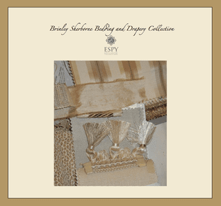 Brinley Sherborne Bedding and Drapery Collection: Opulent