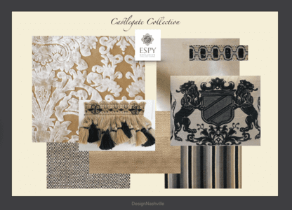 Castlegate Bedding and Drapery Collection