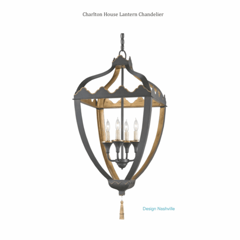 Charlton House Lantern Chandelier